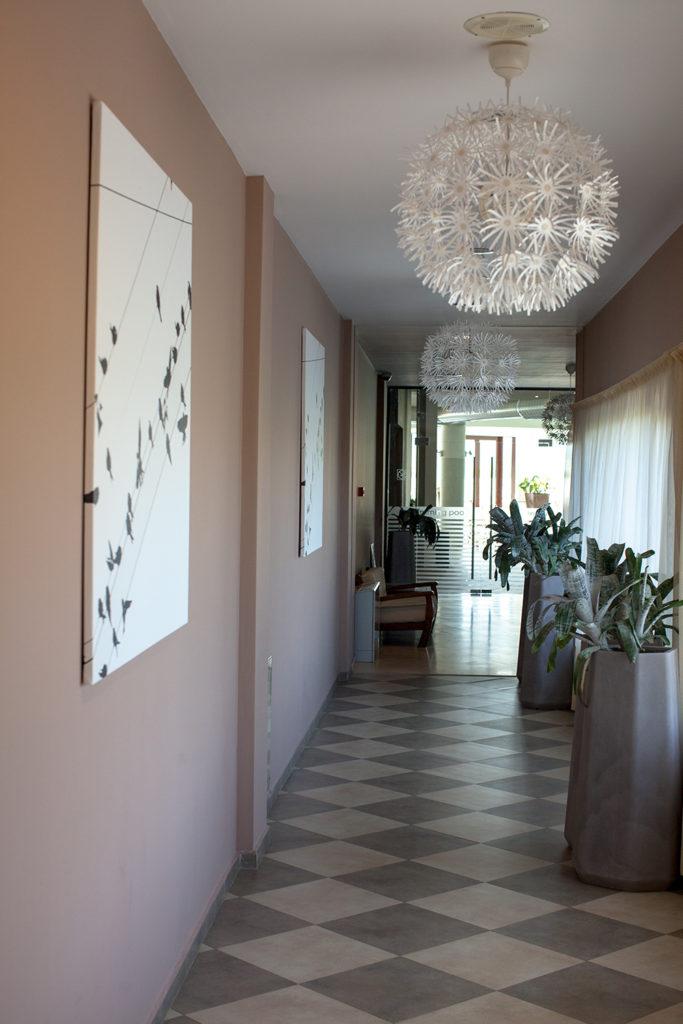 Hallway Belchin Garden Spa Hotel