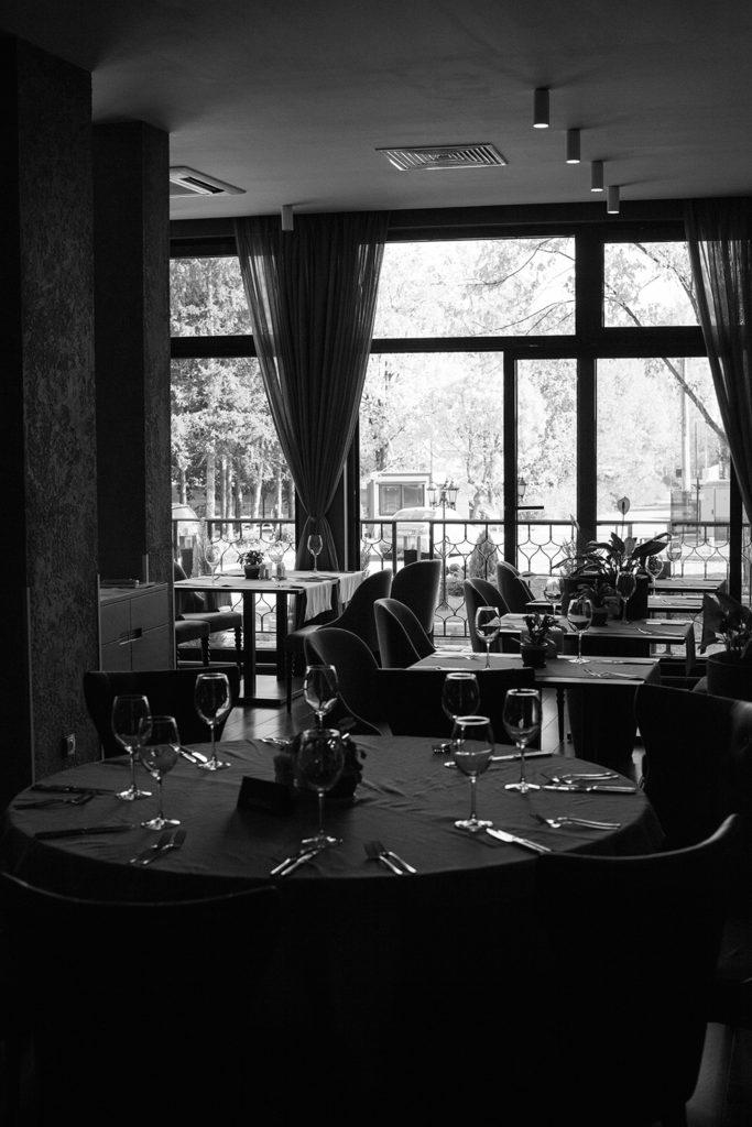 Dinner at Spa Hotel Belchin Garden