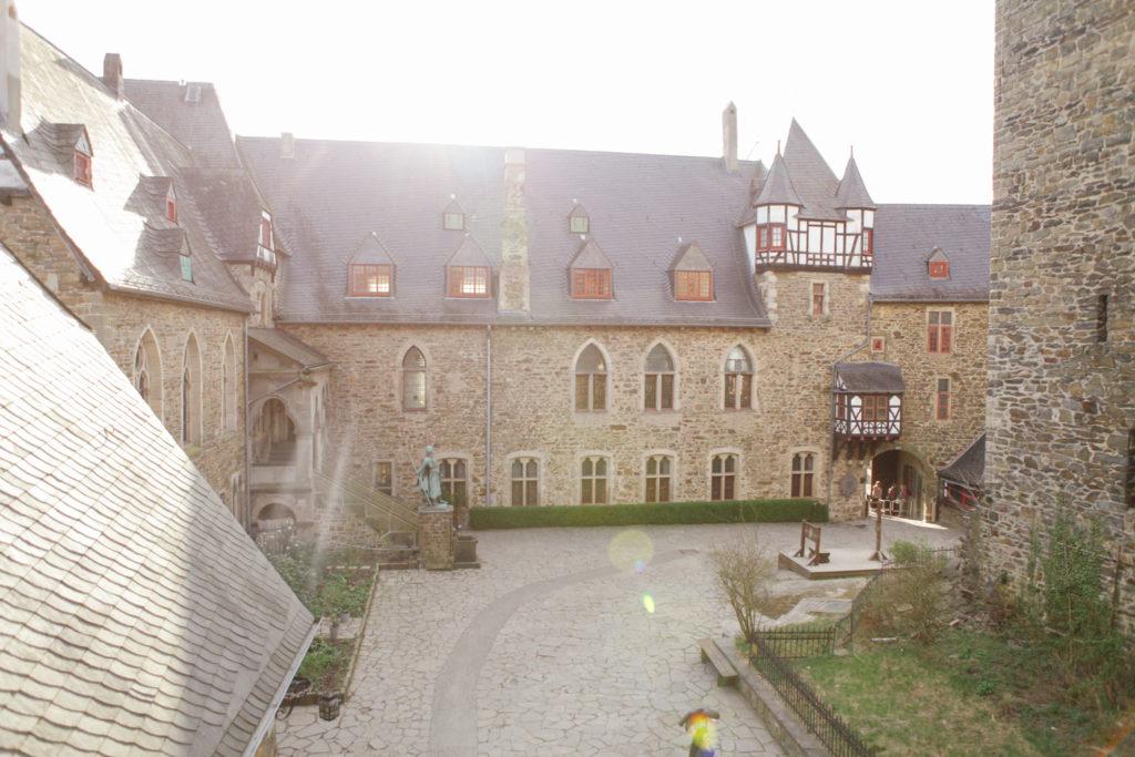 burg castle germany