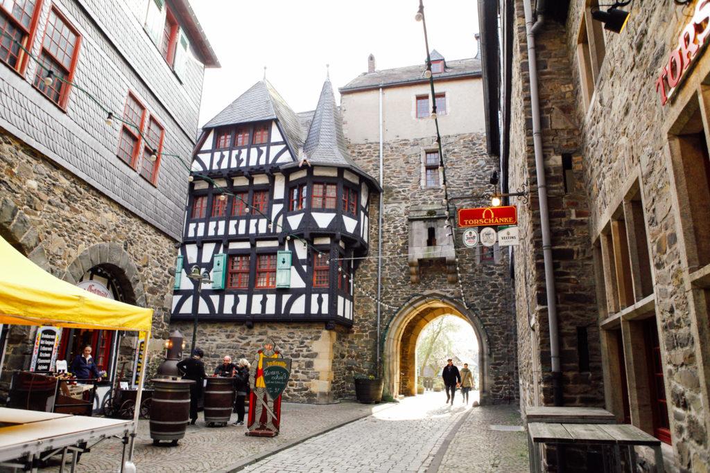 A trip to Burg Castle