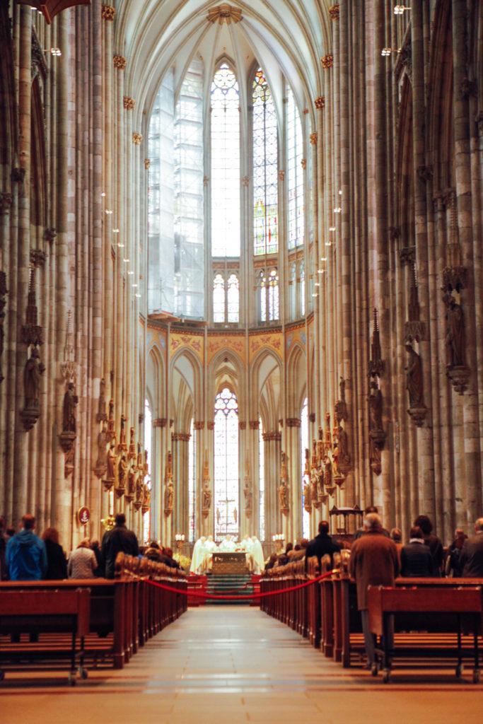 Kolner Dom Cathedral