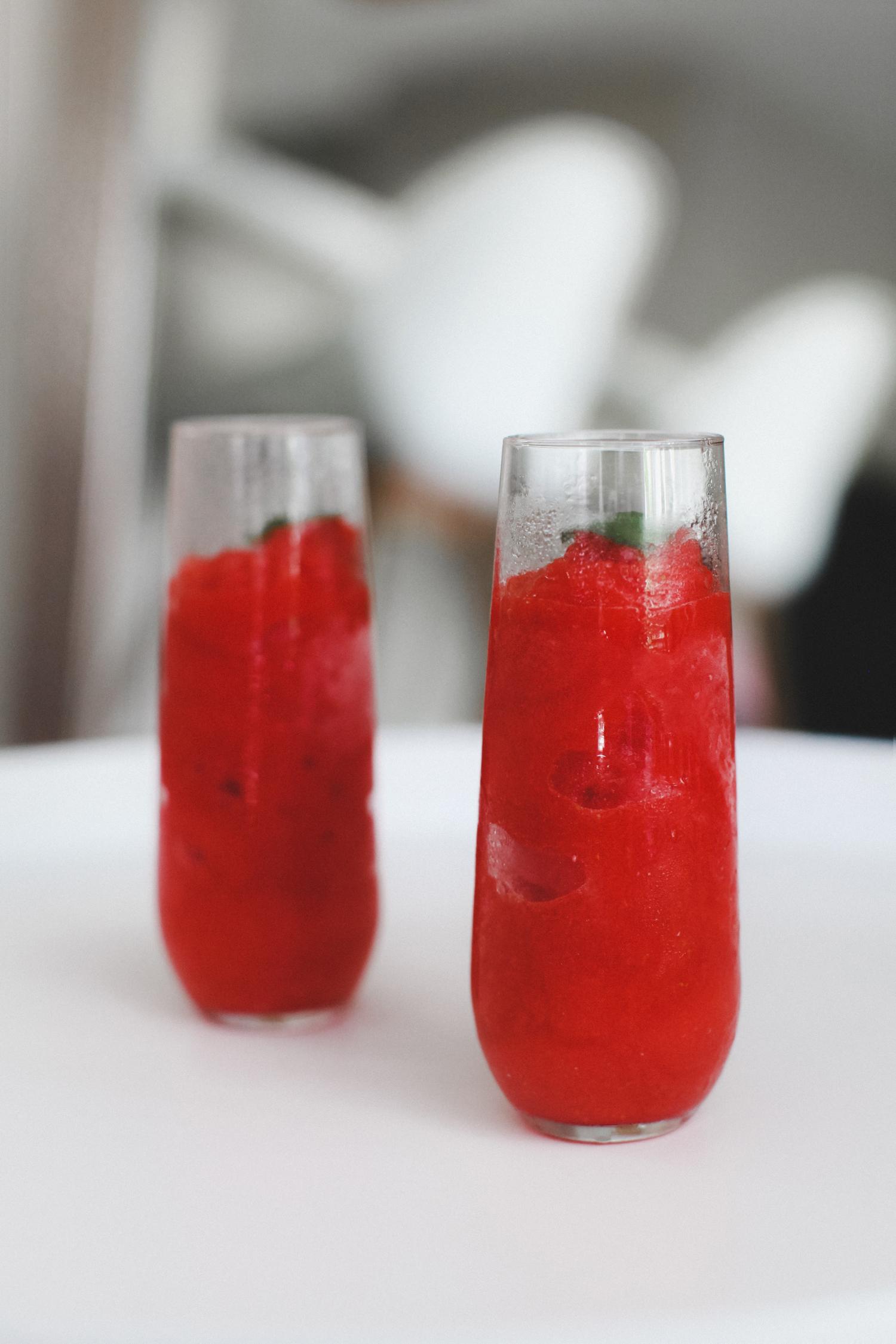 Strawberry Frose Recipe