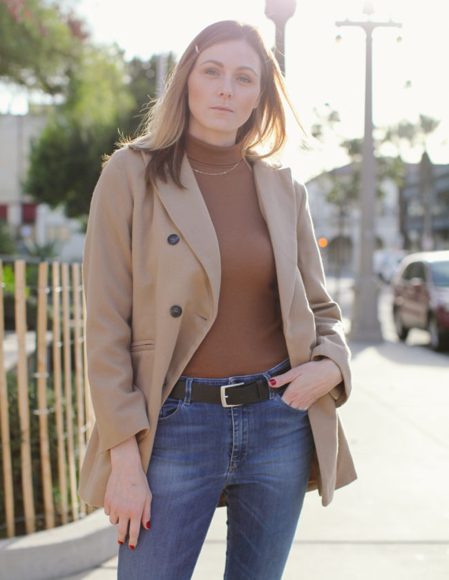 Affordable Camel Coat Picks Under $100