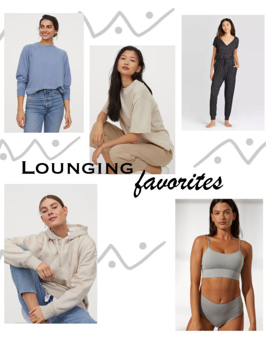 Lounging Favorites   Cozy Loungewear