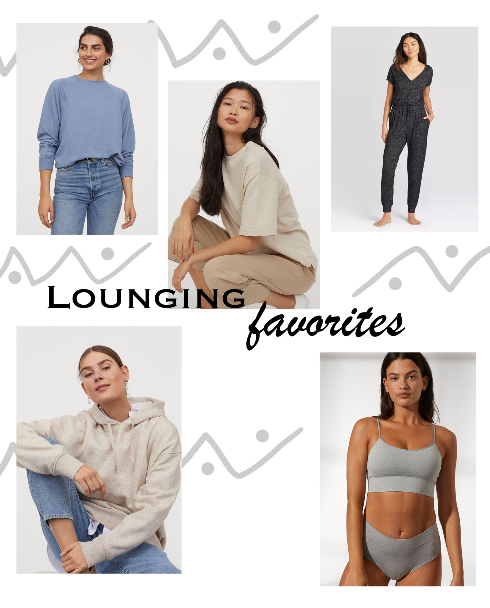 Lounging Favorites | Cozy Loungewear
