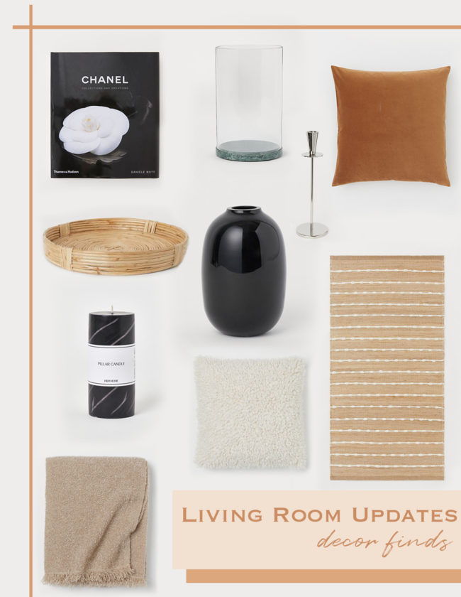 Living Room Update Favorites featured by top LA lifestyle blogger, Tea Cups & Tulips